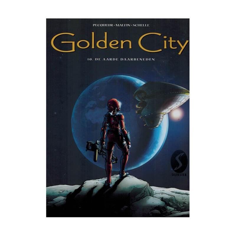 Golden City  10 HC De aarde daarbeneden
