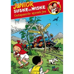 Junior Suske & Wiske 09 Ontspoorde sprookjes