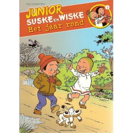Junior Suske & Wiske 01 Het jaar rond