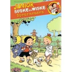 Junior Suske & Wiske 02 Speurneuzen