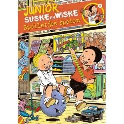 Junior Suske & Wiske 06 Spelletje spelen