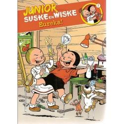 Junior Suske & Wiske 07 Eureka!