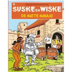 Suske & Wiske 196 De natte Navajo