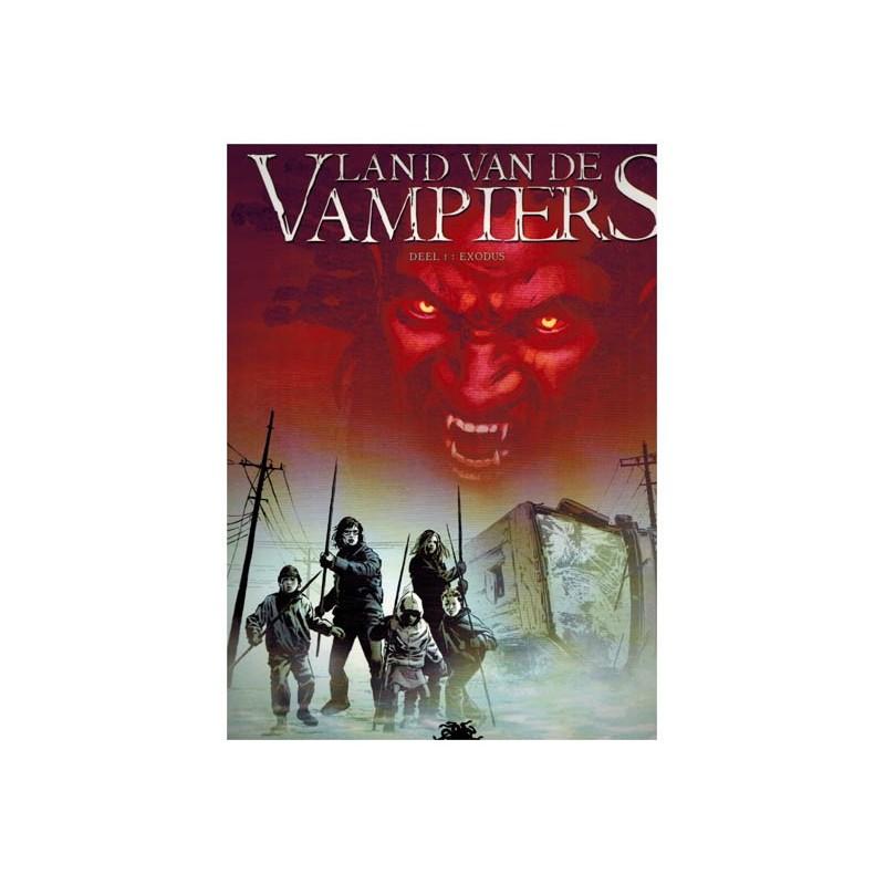 Land van de vampiers 01 Exodus