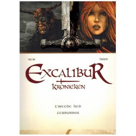 Excalibur  kronieken 02 Cernunnos