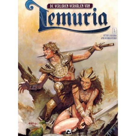 Lemuria, de verloren verhalen van 01 De bergen van Moran