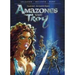 Amazones van Troy 02 Het goud der diepten
