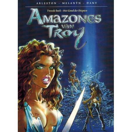 Lanfeust  Amazones van Troy 02 Het goud der diepten