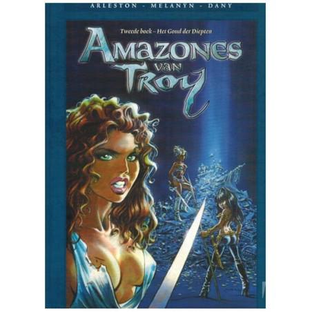 Lanfeust  Amazones van Troy HC 02 Het goud der diepten