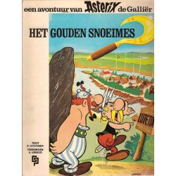 Asterix 02 Het gouden snoeimes 1e druk 1967