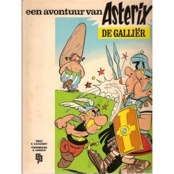 Asterix 01 De Gallier 1e druk 1966