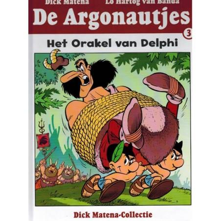 Argonautjes HC 03 Het orakel van Delphi