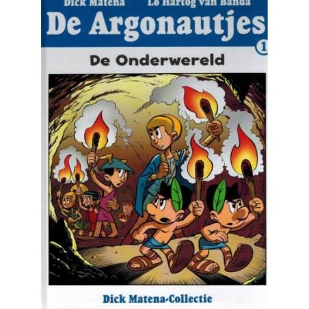 Argonautjes 01 HC De onderwereld