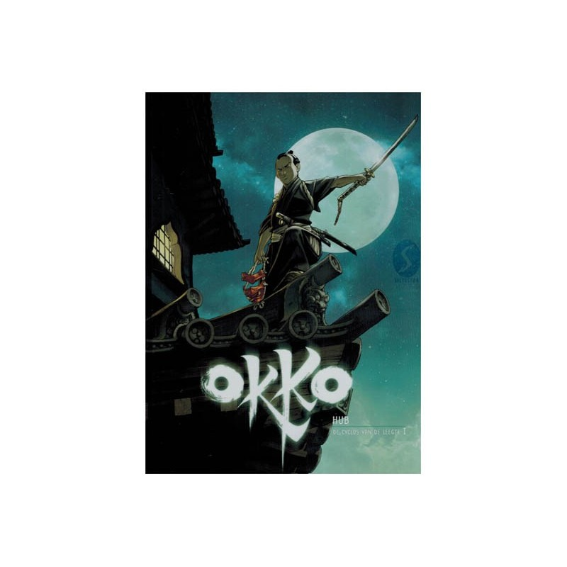 Okko 09 HC De cyclus van de leegte I