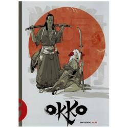 Okko artbook HC