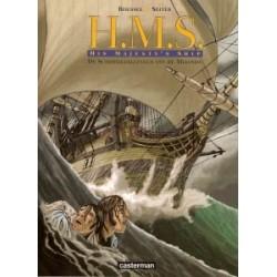 HMS 01 De schipbreukelingen van de Miranda