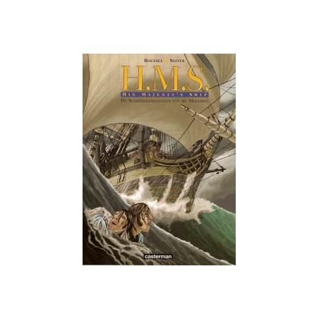 HMS set deel 1 t/m 6 1e drukken 2005-2011