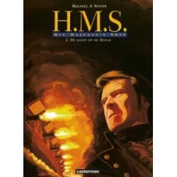 HMS 02 De jacht op de Danae