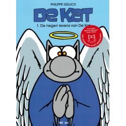 Kat B01 De negen levens van De Kat