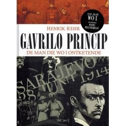 Rerh Gavrilo Princip HC De man die WOI ontketende