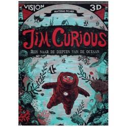 Jim Curious 01 HC Reis naar de diepten van de oceaan (in 3D Vision)