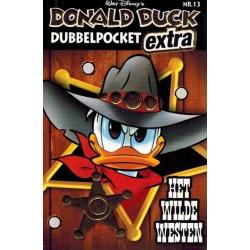 Donald Duck  Dubbelpocket Extra 13 Het Wilde Westen