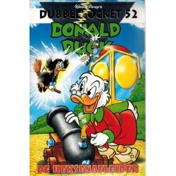 Donald Duck  Dubbelpocket 52 De heksenafleider