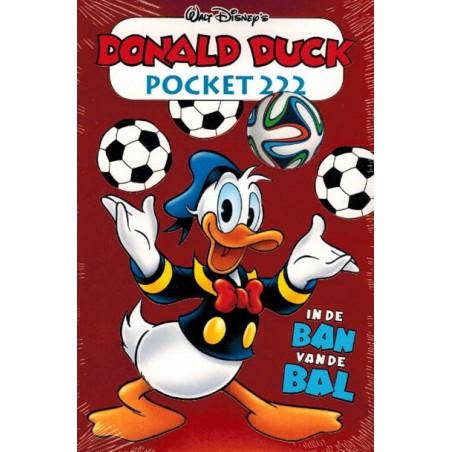Donald Duck  pocket 222 In de ban van de bal