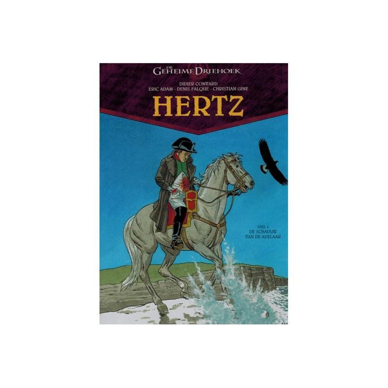Geheime Driehoek Hertz 04 HC De schaduw van de adelaar