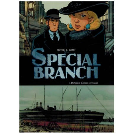 Special branch 03 HC De Great Eastern ontwaakt