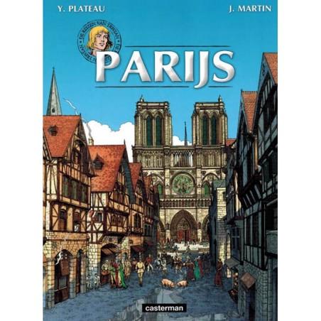 Reizen van Tristan 06 Parijs