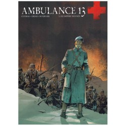 Ambulance 13 03 Dappere mannen