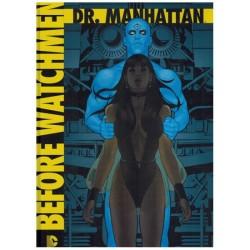 Before Watchmen NL 04 HC Dr. Manhattan