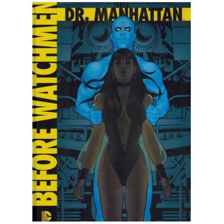 Before Watchmen NL HC 04 Dr. Manhattan