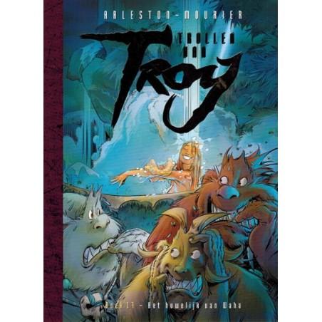Lanfeust  Trollen van Troy 17 Het huwelijk van Waha