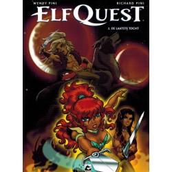 Elfquest  D002 De laatste tocht