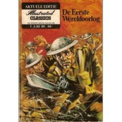 Illustrated Classics Aktuele Editie De Eerste Wereldoorlog 1974