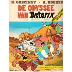 Asterix 26 De odysse van Asterix 1e druk 1981
