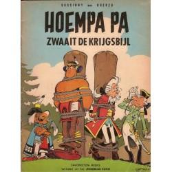 Hoempa Pa zwaait de krijgsbijl Favorietenreeks 1.7 1967 Van der Hout