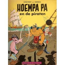 Hoempa Pa en de piraten 1e druk 1967 Van der Hout