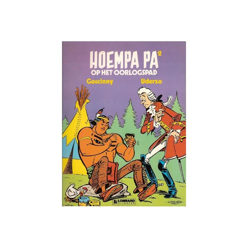 Hoempa Pa 02 Op het oorlogspad herdruk