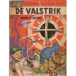 Blake & Mortimer L08 De valstrik 1e druk 1972 Van der Hout