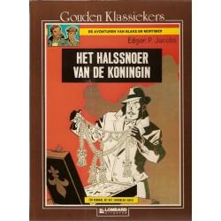 Blake & Mortimer Gouden klassiekers 09 HC Het halssnoer van de koningin