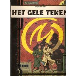 Blake & Mortimer L05 - Het gele teken 1e druk SC Helmond