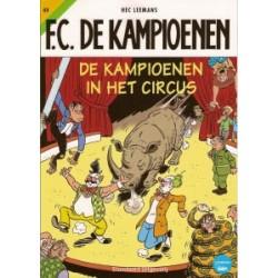 F.C. De Kampioenen 49<br>De kampioenen in het circus