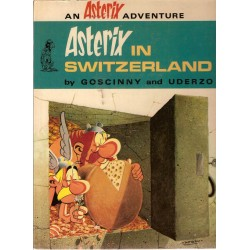 Asterix Taal Engels In Switzerland HC De Helvetiers