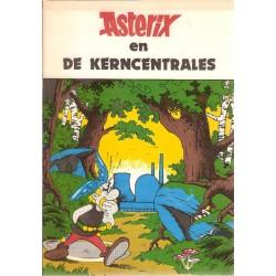 Asterix parodie De kerncentrales herdruk 1980 nieuwe voorkant