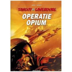 Tangy & Laverdure 27 Operatie Opium (Tanguy)
