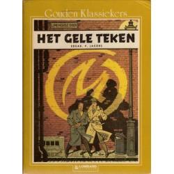 Blake & Mortimer Gouden klassiekers 05 HC Het gele teken 1983