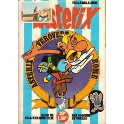 Asterix verzamelalbum Verovert Rome eerste druk 1976